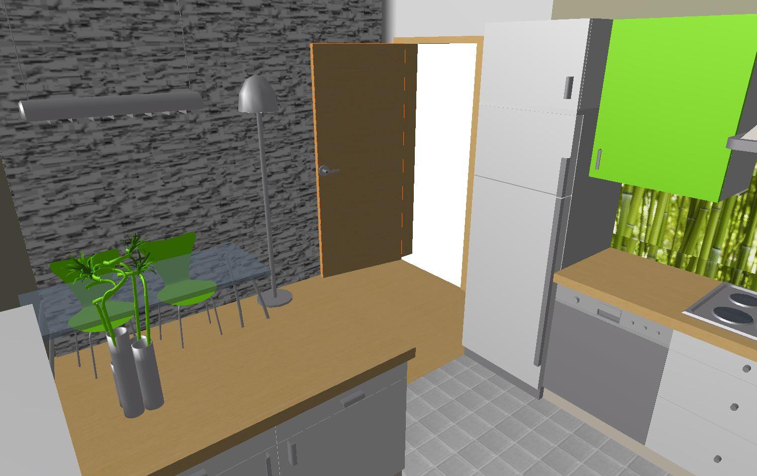 Architekt Pabianice OOO studio Architektura i Design portfolio projekt wnętrza kuchnia 5