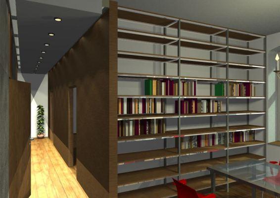 Architekt Pabianice OOO studio Architektura i Design portfolio projekt wnętrza mieszkanie 12